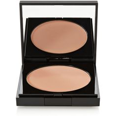 Le Metier de Beaute Peau Vierge Pressed Powder - Shade 1 ($96) ❤ liked on Polyvore featuring beauty products, makeup, face makeup, face powder, neutrals and compact face powder