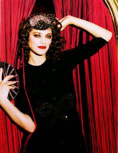 Marion Cotillard as Lady Brett Ashley