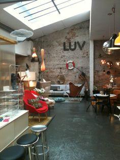 LUV in Hamburg,Interior, Ludwigstraße 11, Hamburg