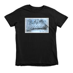 Baby It's Cold Outside Kids Christmas T-Shirt  This is the kids' version of American Apparel's most popular adult t-shirt. It features durable ribbed neckband and a double-needle bottom hem and sleeves.  • 100% jersey cotton • Durable ribbed neckband • Unisex • Not intended for sleepwear