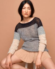 The Darker Horse: Knitwear Designer | Sabrina Weight