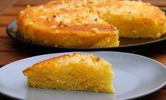 Gâteau fondant Léger au citron WW - Recette Plat - Recette Cuisine Facile