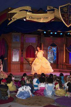 Fantasy Faire at Disneyland, via Flickr.