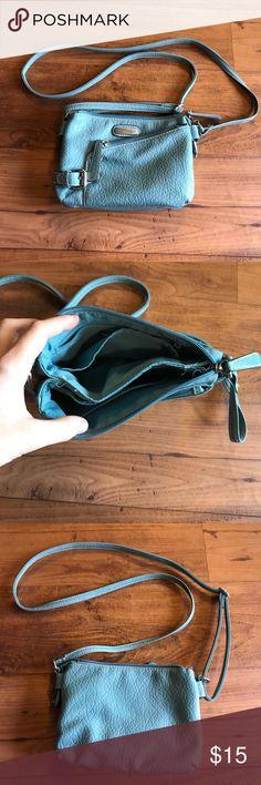 Rosetti Turquoise Purse Small Rosetti Turquoise Purse - Lightly Used Rosetti Bags Mini Bags