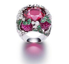 Picture 941 « Piaget cocktail rings: Mojito for your digits » La Moda Dubai fashion website