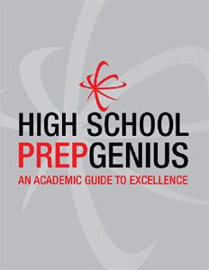 Think of High School Prep Genius as a guidance counselor in book form - review by Daniele www.thecurriculumchoice.com