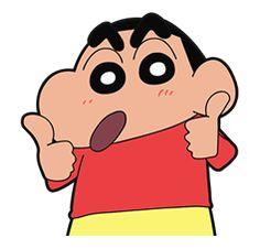 Photos Of Cartoon Character Shin Chan Lairfan Org