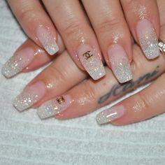 .@nailsbyeffi | #nails #naglar #gelnails #gelenaglar #diamond #chanel #fashion #fitness #fash... | Webstagram