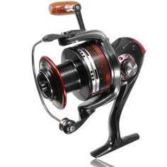 Sale 19% (22.59$) - 12 1 BB Ball Bearing Fishing Spinning Reels High Speed 5.5:1 LK6000