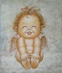 China Handmade Oil Painting--Angel, Find details about China Streetscape, Portrait Abstract Animal from Handmade Oil Painting--Angel - Artxo Oi Painting Company Baby Engel, Angel Drawing, Handmade Angels, I Believe In Angels, Angel Pictures, Angels Among Us, Angel Art, Pictures To Paint, Christmas Angels