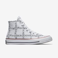 bed478d7efc5 Converse X Jw Anderson Chuck 70 Grid High Top - M 10.5   W 12.5 Leather