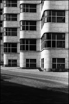 Shell Haus, Berlin, Germany, 1929-1932, Emil Fahrenkamp