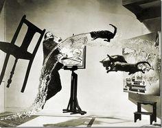 Atrapados por la imagen: Los Clásicos Hoy: Philippe Halsman