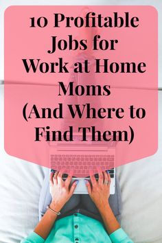 Struggling to Find Work from Home that Pays the Bills and Gives You More Freedom? (Here's 10 Ideas) to help you find that work from home job you're looking for.  :-) Let me know what you think!  MothersWhoLaunch.com