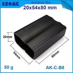 $24.00 (Buy here: https://alitems.com/g/1e8d114494ebda23ff8b16525dc3e8/?i=5&ulp=https%3A%2F%2Fwww.aliexpress.com%2Fitem%2F1-piece-free-shipping-electronic-instrument-enclosure-20-H-x54-W-X80-L-mm-diecast-aluminum%2F32349213027.html ) 1 pieceExtrusion aluminum material electronics instrument enclosure 20(H)x54(W)X80(L)mm diecast aluminum enclosure for just $24.00