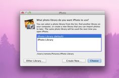 Move Your iPhoto Library To An External Drive To Save Space [OS X Tips] | Cult of Mac
