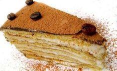 Pastel de galletas y café | Comparterecetas.com