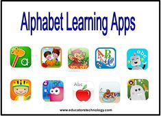 11 Fantastic iPad Apps for Teaching Kids Alphabets ~ Educational Technology and Mobile Learning