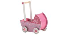 A lovely doll's pram, for some old fashioned role play
