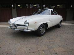 1965 Alfa Romeo Giulia Sprint Speciale 1600