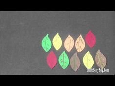 Preschool Songs for Fall - 10 Little Leaves - Littlestorybug