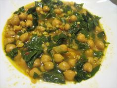 FORNELLI IN FIAMME: SOUP OF OATS WITH CHICKPEAS AND FRIARIELLI (VEGAN ...
