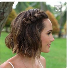 For Isabelle: braid should be on right side