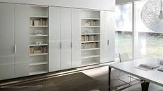 Swing Line SanGiacomo Luxury Wardrobe, Wardrobe Design, Bespoke Design, Modern Design, Modern Fitted Wardrobes, Tall Cabinet Storage, Locker Storage, Hallway Closet, Wardrobe Makeover