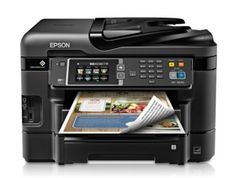 $60.0 Only! ~ Epson WorkForce WF-3640 All-in-OneColor Inkjet Printer Copier Scanner CLICK HERE! #CheapPrinter, #PrinterScannerCombo, #CheapPrinterLaser, #WirelessPrinterSale, #PrinterScannerSale, #PrinterCopierSale, #UsedPrinter Best Inkjet Printer, Hp Printer, Printer Scanner, Laser Printer, Printer Desk, Wireless Printer, Multifunction Printer, Printer Driver