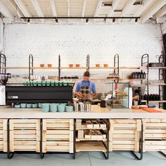 BARRY coffee and food by Techne Architects, Melbourne Australia cafe Hotel Restaurant, Restaurant Design, Deco Design, Cafe Design, Melbourne Cafe, Melbourne Australia, Australia Hotels, Design Innovation, Cafe Concept