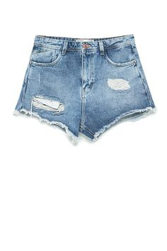 These will be a sell-out come festival season. (Buy now). Ripped cut-offs, £19.99, Zara