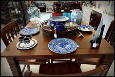 5 Piece Dining Set - Solid Wood Table & 4 Pub Height Chairs, Like new condition, only $379.00