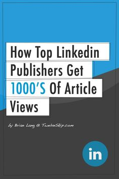 He has analyzed 100 top #LinkedIn posts over a 10 day period and shares some observations and statistics that might help you make your next LinkedIn posts a hit!  Including answers to the following questions:  ~ What Topics Work The Best?  ~ Do I Need Images?  ~ How Long Should My Post Be?