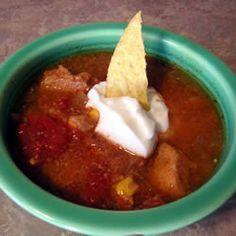 Slow Cooker Chicken Tortilla Soup - Allrecipes.com