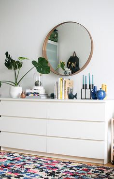 Ikea Malm Dresser Black Brown Of Course Your Home Should Be A Safe Place For The Entire Family