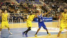 El Cambados se lleva la victoria del Serrallo (71-82) Nkakolou, con 32 puntos, ha sido el artífice del triunfo gallego