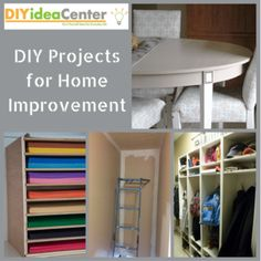 DIY Projects for Home Improvement