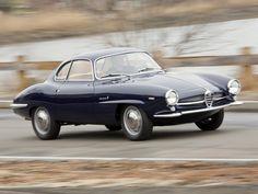 1962–65 Alfa Romeo Giulia 1600 Sprint Speciale (101) by Bertone