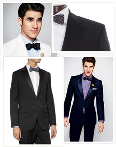 Formal #groom's suits - via One Fab Day.