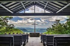 Pretty Place Chapel Blue Ridge Mountains Sc  Print by Robert Stephens.  All prints are professionally printed, packaged, and shipped within 3 - 4 business days. Choose from multiple sizes and hundreds of frame and mat options.
