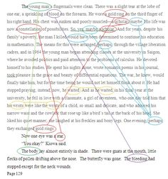 The Things They Carried annotating the text. The Man I Killed. Ap Literature, Teaching Literature, Language And Literature, American Literature, Teaching Writing, Language Arts, Teaching Ideas, Classroom Images, Classroom Ideas