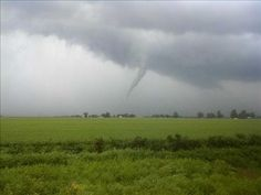 Fisk, MO   Tornado at Fisk Missouri about 4 pm 9-1-12   Tornadoes