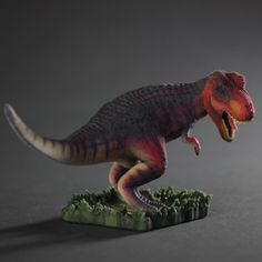 T-Rex 3D Print from the Game Primal Carnage