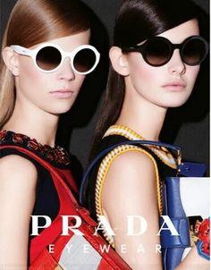 Prada sunglasses p / e 2014