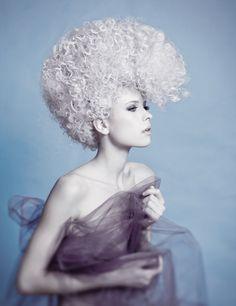 "Women's Hair Avant Garde - Culture Mag. - Christina Kolovos ""MULTICULTURAL"" Hair // Christina Kolovos MUA // Kris Genga Photography // Lora Vertue Styling"