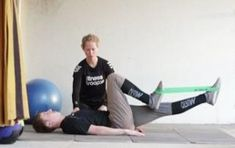 Get Riding Fit video: Improve your core stability with this equestrian exercise.