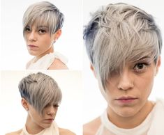 @ahrameee long pixie transition to bob