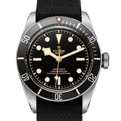 Tudor Black Bay Black Baselworld 2016