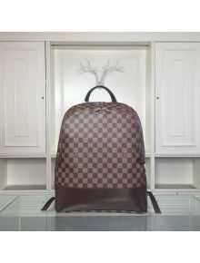 Louis Vuitton Damier Ebene Canvas Jake Backpack N41558