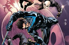 2017-03-20 - HDQ Images nightwing image - #1603432